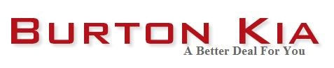 Burton Kia car dealership logo
