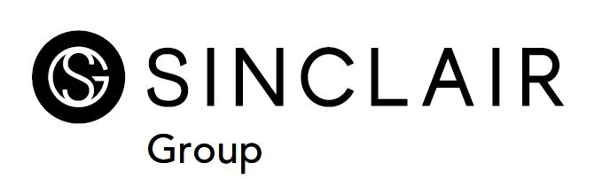 Sinclair Group black logo