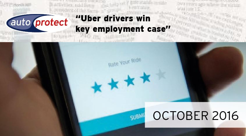 Mobile phone screen showing rating from Uber passenger